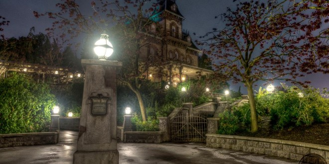 Photographie du jour #454 : Phantom Manor Place