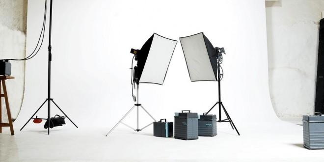 Éclairage de studio pour photographes