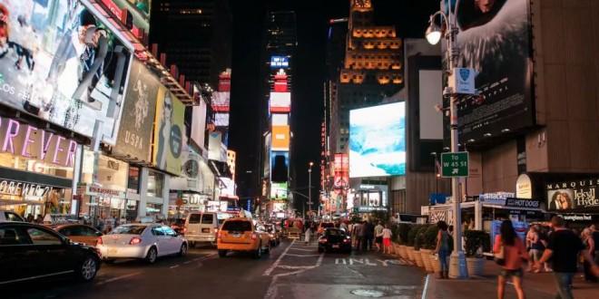 Time lapse d'une ville qui ne dort jamais – New York