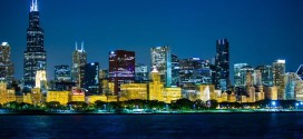 Time lapse de Chicago – Windy City Nights
