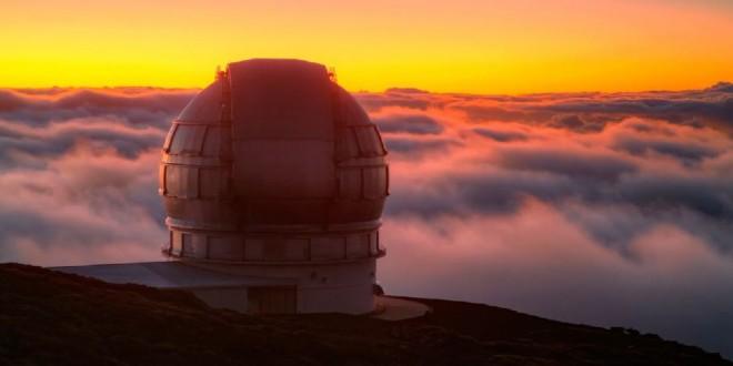 Le ciel de La Palma – time lapse des Îles Canaries