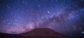 Nuit étoilée sur le Kilimandjaro – time lapse