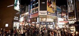 Time lapse sur la beauté de Séoul