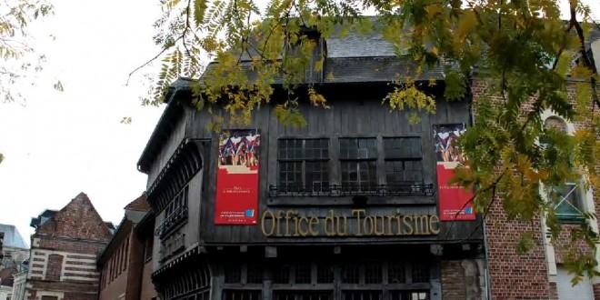 La ville de Valenciennes en time lapse