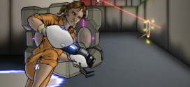Les illustrations de super-héros par TravisTheGeek