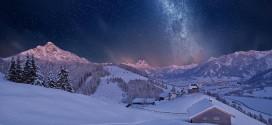 Photographie du jour #467 : Snow in Tannheim