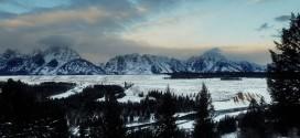 Une journée d'hiver à Yellowstone – time lapse
