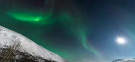 Les lumières de Norvège en time lapse – Aurores Polaires