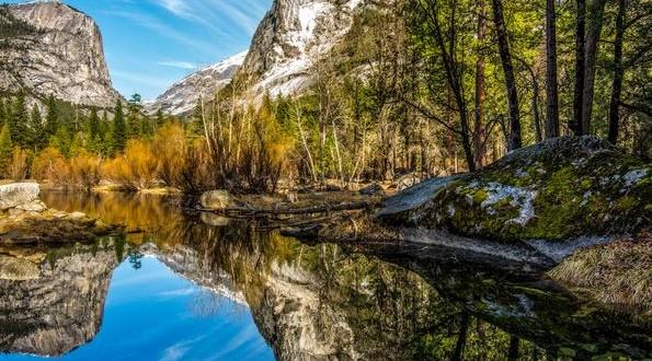 Photographie du jour #491 : Lac Mirror
