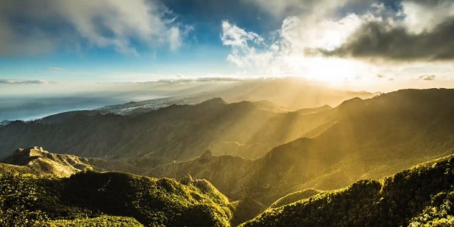 L'île de Ténérife sous tous ses angles en vidéo