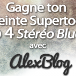 concours enceinte Supertooth Disco 4 Stéréo Bluetooth