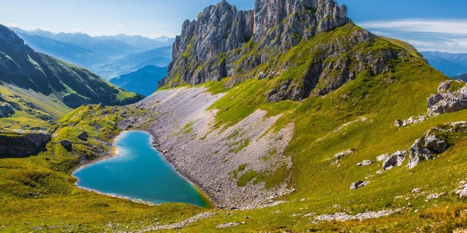 Photographie du jour #499 : Heart Of The Alps – Tyrol