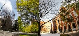 Le ville polonaise de Cracovie au fil des saisons – time lapse