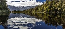 Les paysages de la Nouvelle-Zélande en vidéo
