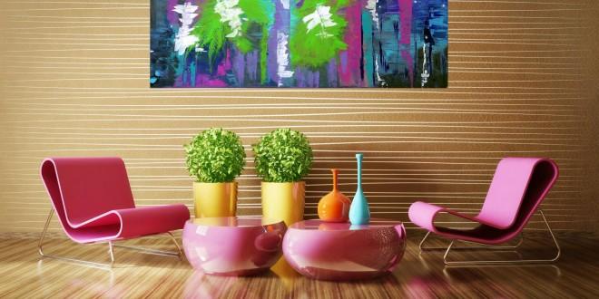 Une exposition haute en couleur pour Julie Jaler