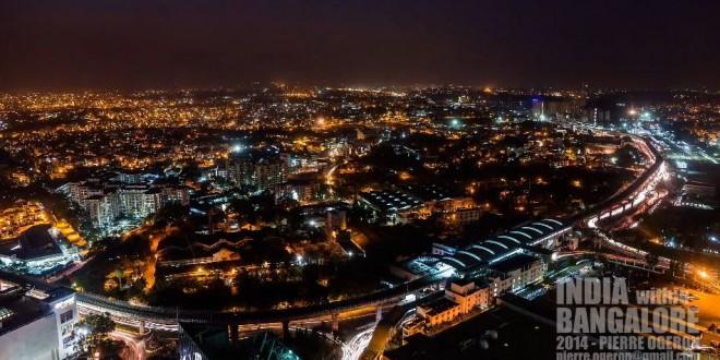 Visite de l'Inde avec les villes de Bombay et Bangalore – time lapse