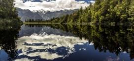 Amplitude – time lapse sur la Nouvelle-Zélande