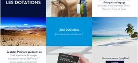 Concours photo Flying Blue : Voyagez gratuitement et gagnez 200 000 Miles