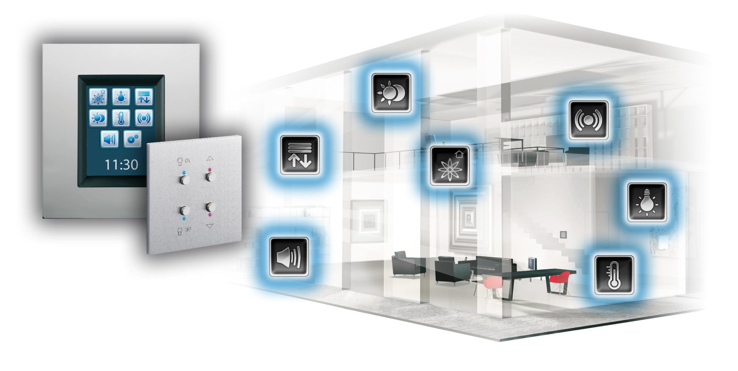 la domotique est partout pourquoi ne pas l 39 utiliser. Black Bedroom Furniture Sets. Home Design Ideas
