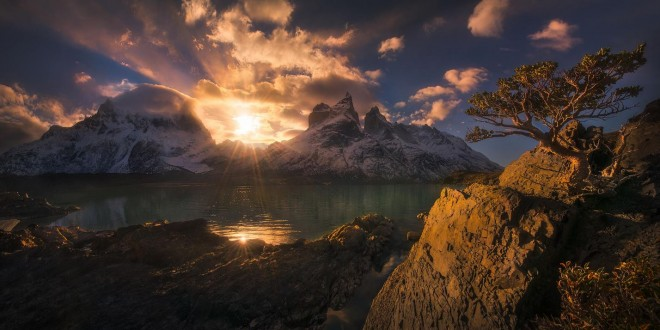 Photographie du jour #516 : Catching the Sun to Patagonia