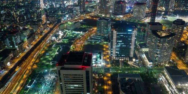 Tokyo comme vous ne l'avez jamais vue en vidéo par Darwinfish105