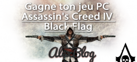 Concours : Gagne ton jeu Assassin's Creed IV Black Flag