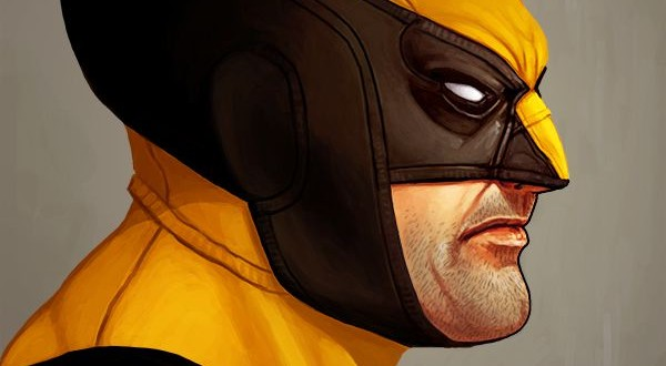 Les portraits des super-héros Marvel par Mike Mitchell