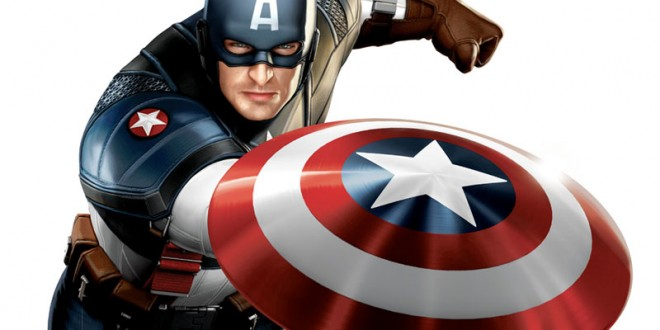 Une version originale de Captain America en machine à sous