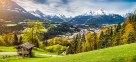 Photographie du jour #529 : Panoramic view of Berchtesgaden