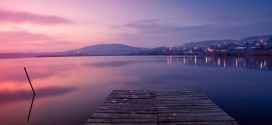 Photographie du jour #528 : Tihany depuis le lac Inner – Hongrie