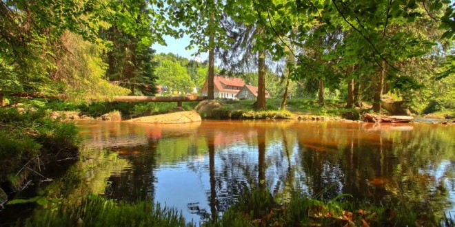 La République tchèque et sa nature – time lapse