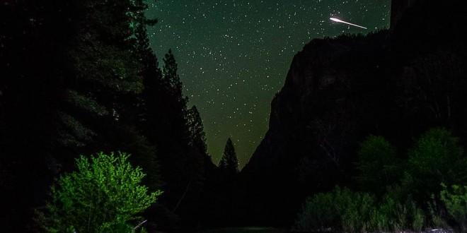 La beauté du Parc national de Kings Canyon en time lapse