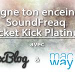 concours  SoundFreaq Pocket Kick Platinum