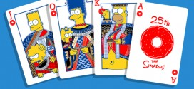 The Simpsons card family par Charles A.P.