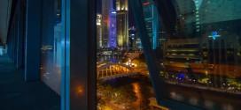 La beauté de Singapour en time lapse