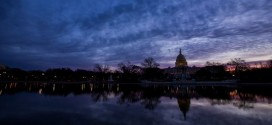 The district – time lapse sur Washington DC