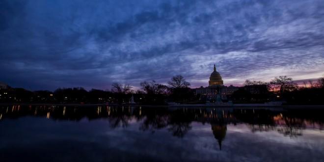 The district – time lapse sur Washington DC