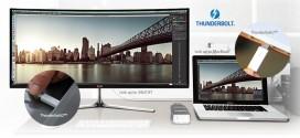 LG lance son écran incurvé 34uc97 pour les professionnels