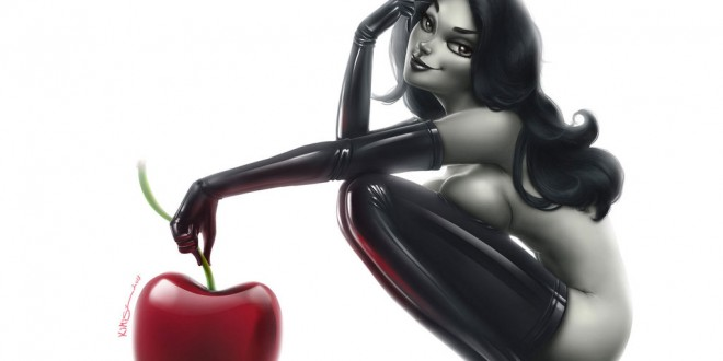 Les illustrations de personnages féminins par Felipe Kimio