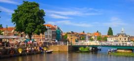 La ville de Leyde en time lapse – Pays-Bas
