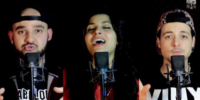 Dark Horse en version Beatbox / Chant par Fabulous Wadness