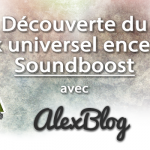 decouverte-dock enceinte Universel Soundboost