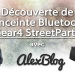 decouverte-enceinte Bluetooth Gear4 StreetParty