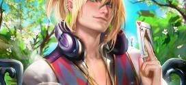 Les illustrations de personnages de Sakimichan