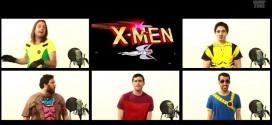La musique d'X-MEN a capella