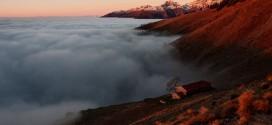 L'Automne dans les montagnes Italiennes – Time lapse