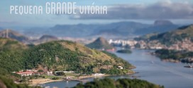 La beauté de la ville Brésilienne de Vitória