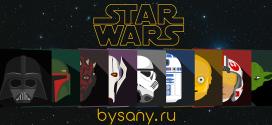 Les personnages de Star Wars en affiches minimalistes par Alexandr Gorelenkov