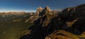 Les Alpes comme vous ne les avez jamais vue en time lapse