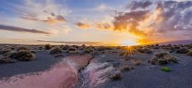 Des Montagnes à la Mer dans un time lapse sur la Nouvelle-Zélande